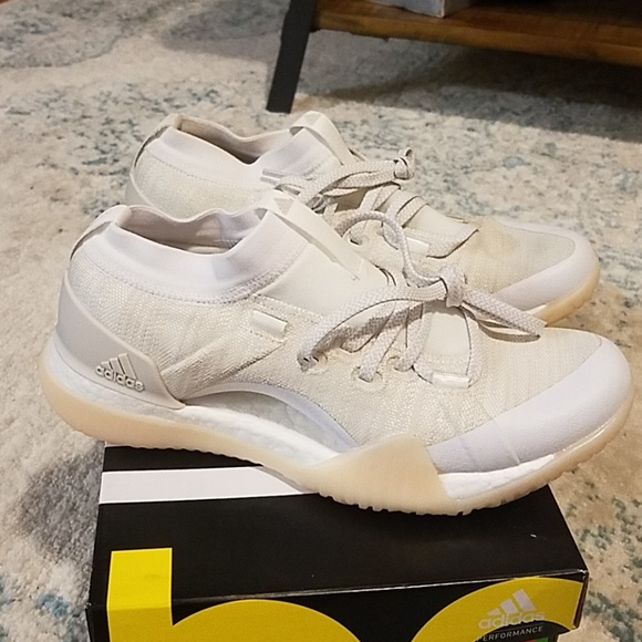 new arrival 59acd 57f08 Adidas pure boost x trainer 3.0 womens NWT